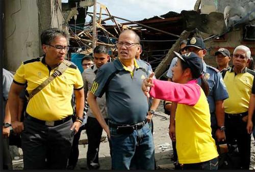 Mamasapano Aquino and Roxas