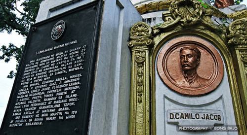 11 of 15 Bicol Martyrs were executed in Bagumbayan January 4, 1897