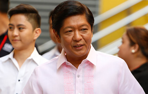 Rumored DILG appointment of Bongbong Marcos, if accepted, complicates protest vs Robredo