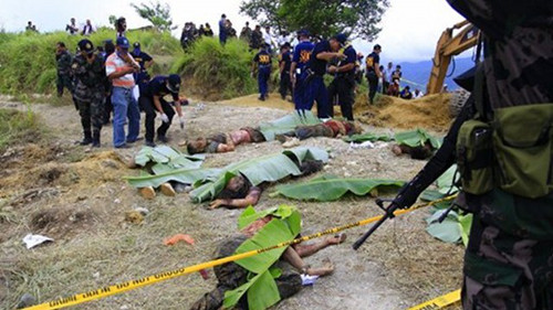 Today in Philippine history, December 4, 2009, Maguindanao province was placed under Martial Law