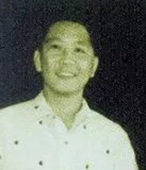Senate President Marcos announced he is seeking the Presidency March 2, 1964