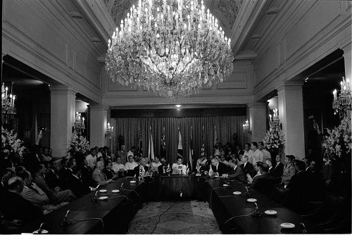 Address of President Ferdinand Marcos on the Manila Summit Conference of 1966