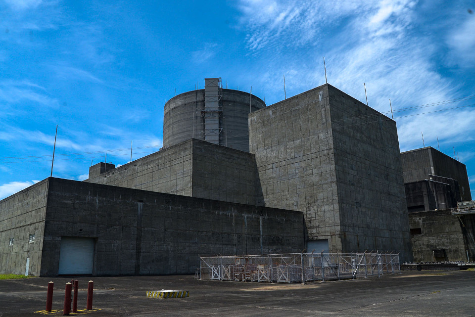 thesis bataan nuclear power plant The mothballed bataan nuclear power facility being considered for operation to  supply the country's increasing energy needs is on safe ground.
