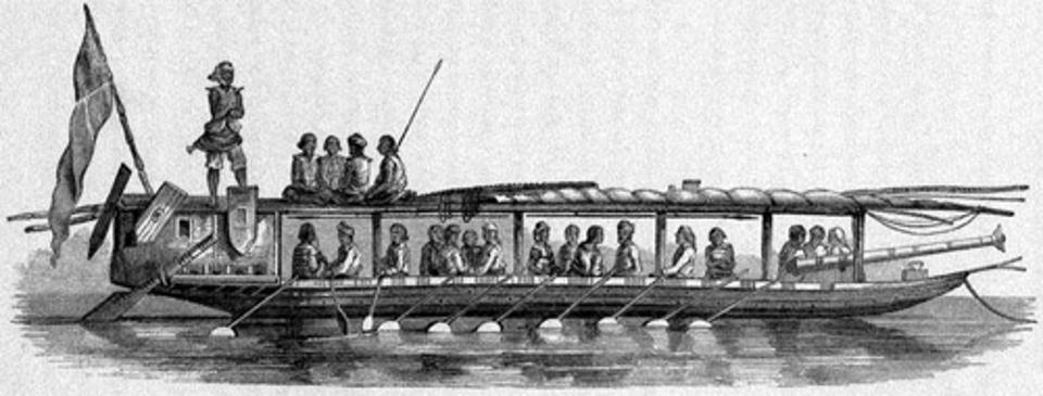 Sulu boat