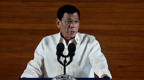 Duterte SONA 2017