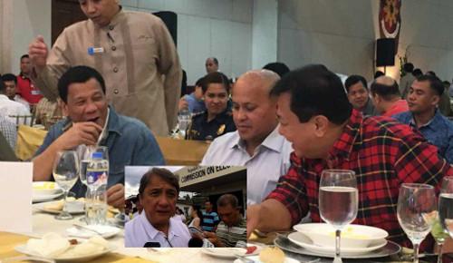 Duterte dela Rosa and Alvarez