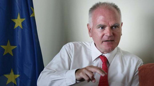 Franz Jessen, EU ambassador to the Philippines