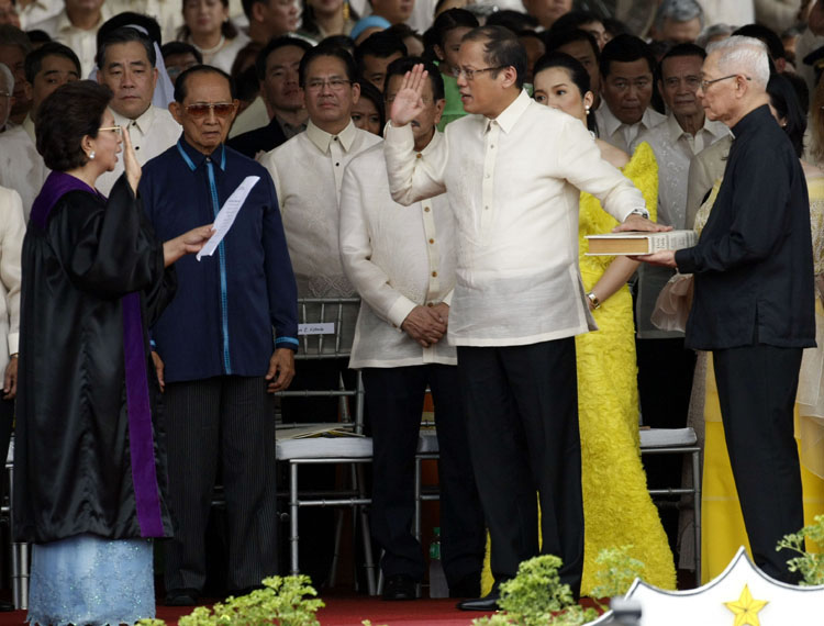 Morales and Aquino