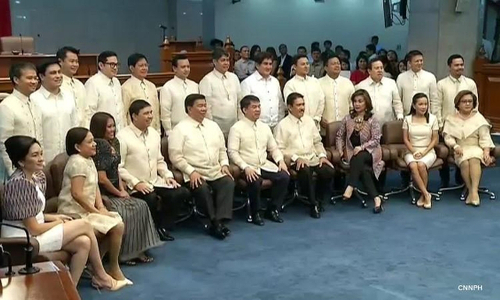 Filipinos should vote out of office in May 2019 abusive Senators and representatives