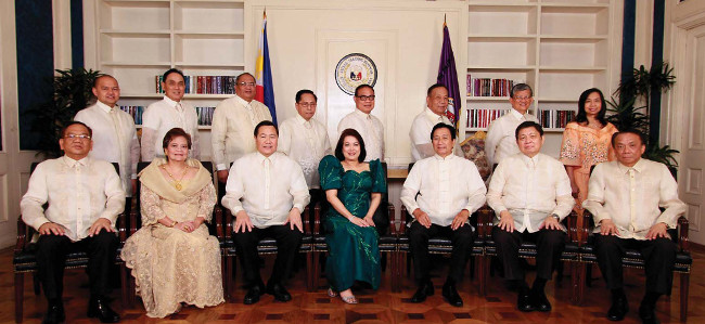 Philippine Supreme Court justices