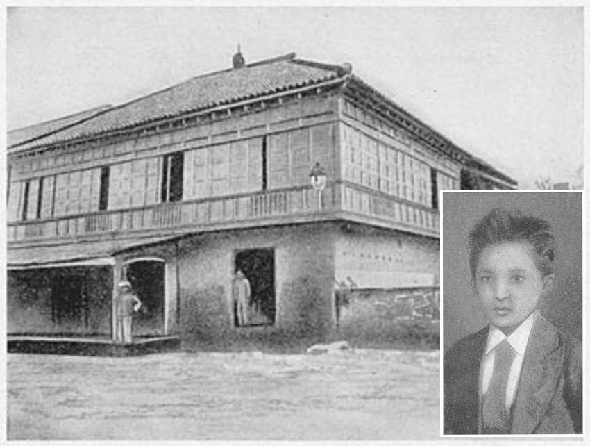 childhood of rizal José protacio rizal mercado y alonso realonda was born on june 19, 1861, in  the town of calamba, laguna • he was baptized jose rizal.