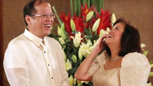Sereno and Aquino