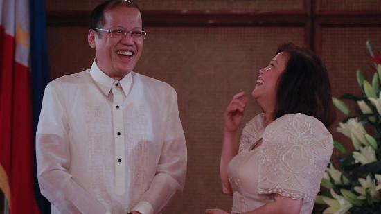 Aquino and Sereno