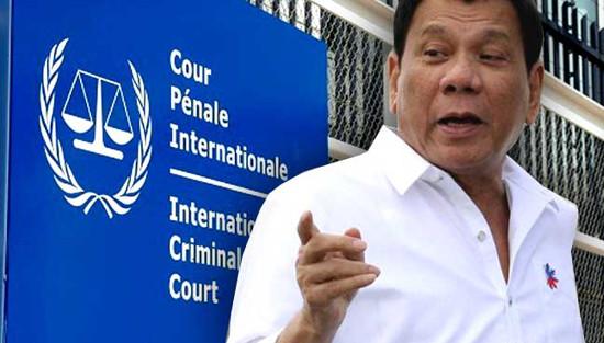 Duterte vs ICC