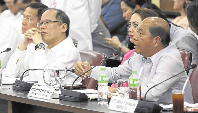 Aquino, Abad and Garin
