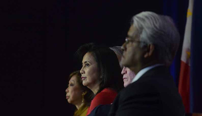 The Robredo fraud