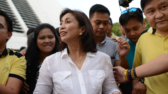 Mission impossible in Camarines Sur for Leni Robredo