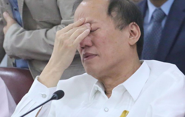 Sereno is gone nobody to protect Aquino