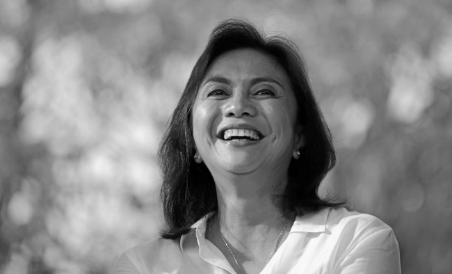 Robredo and her supporters in the Liberal Party should be panicking already