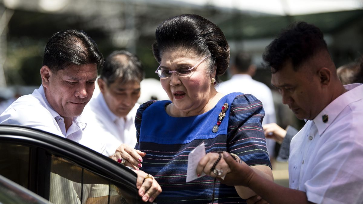 Another Victory for Imelda Marcos