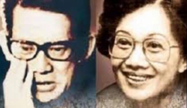 Ninoy and Cory Aquino