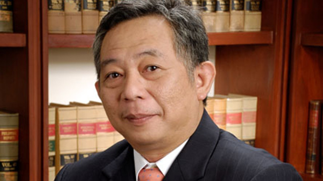 Caguioa draft decision on VP protest leaked to pressure Supreme Court