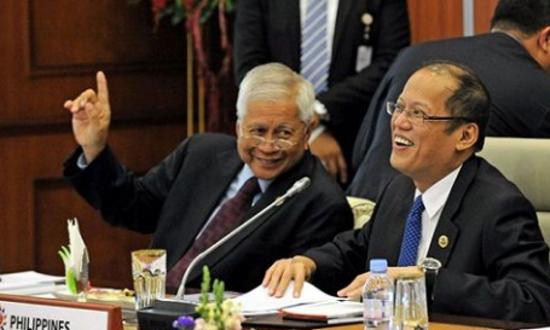 Del Rosario and Aquino