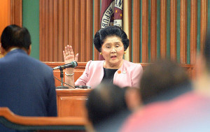 The yellow and red screams to lynch Imelda have nothing to do with justice