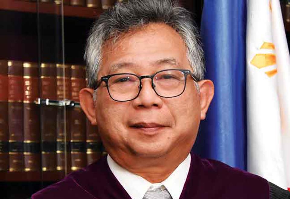 Justice Alfredo Benjamin Caguioa