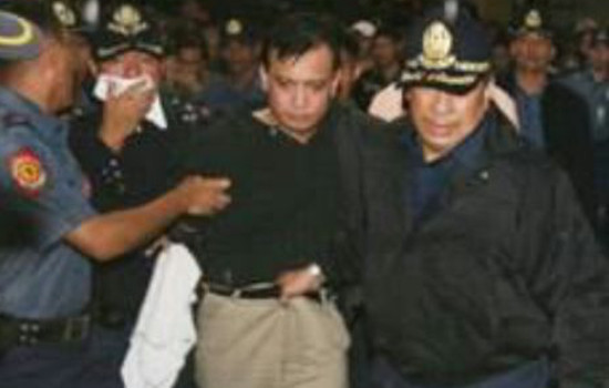 Trillanes arrest
