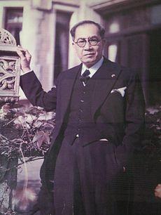 Jose P. Laurel was born in Tanauan, Batangas March 9, 1891