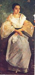 JUan Luna's La Bulaquena, 1895