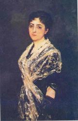 La Marquesa de Monte Olivar, 1881