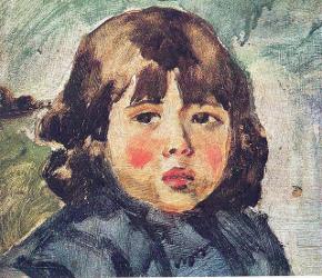 Mi Hijo Andres by Juan Luna