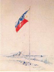 Souvenir de 1899 by Juan Luna