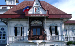 Aguinaldo donated his house at Kawit Cavite to Government May 21, 1963