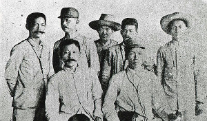 Negotiators for  the Pact of Biak na bato