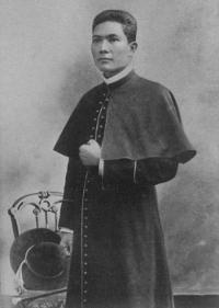 Gregorio Aglipay was born in Batac, Ilocos Norte May 5, 1860