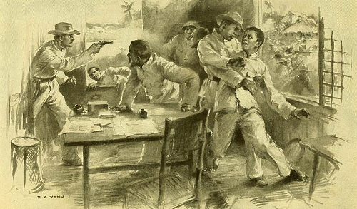 March 23, 1901, General Aguinaldo was captured by the ...