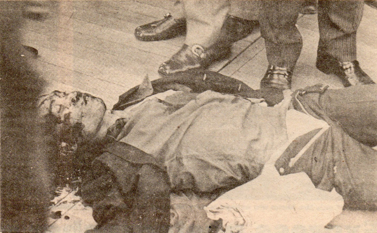 Dimahilig attempted to assasinate Mrs. Marcos December 7, 1972