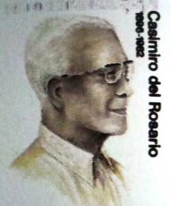casimiro del rosario  born  bantayan cebu june