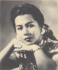 Amalia Fuentes And Elizabeth Taylor