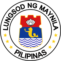 Seal of the City of Manila as of 2009