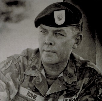 Col. James Rowe