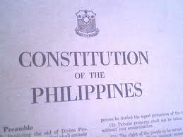 A Committee of Seven were appointed to draft the 1935 Constitution October 9, 1934