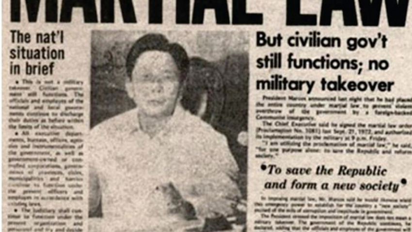 social movements after martial law essay For me, the advantages of martial law during marcos time is the people were disciplined when he declared martial, less car accidents at night because of the curfew, there was law and order during the martial law, disadvantages, is the death of democracy.