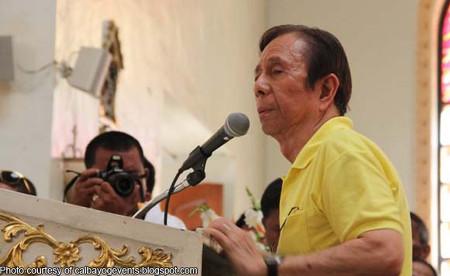 Raul Daza Northern Samar killings