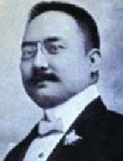 Dr. Dominador Gomez, President of the Union Obrera Democratica de Filipinas