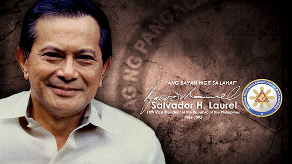 jose paciano laurel José paciano laurel y garcía, plh (march 9, 1891 - november 6, 1959) was a filipino politician and judge he was the president of the second philippine republic, a japanese puppet state when occupied during world war ii, from 1943 to 1945.