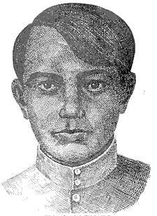 Emilio Jacinto was born in Trozo, Tondo, Manila December 15, 1875